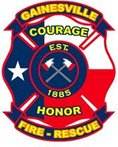 Gainesville Fire Rescue Patch
