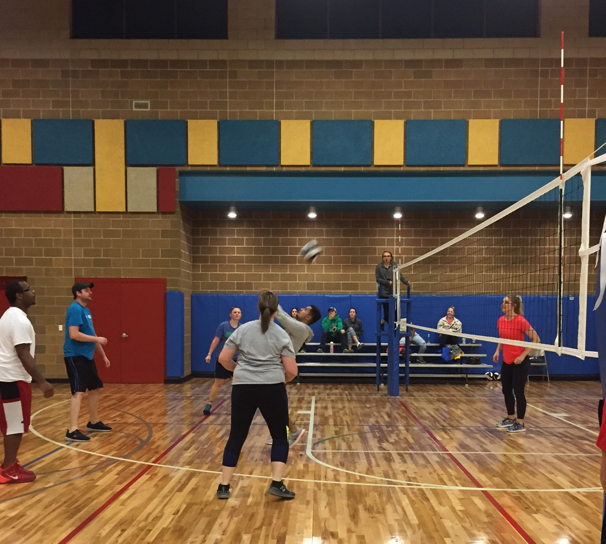 Indoor Volleyball 1