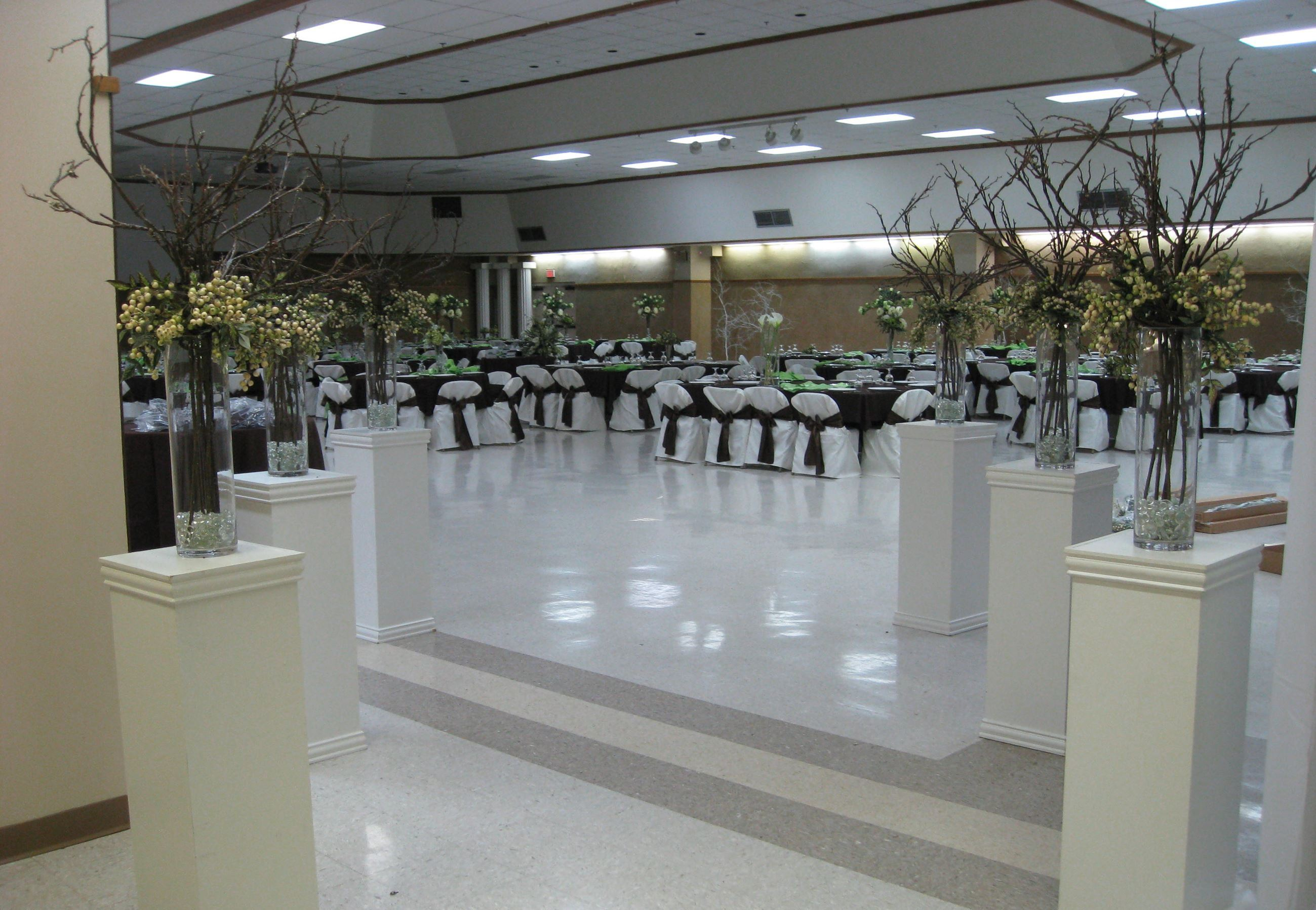 Reception Entry