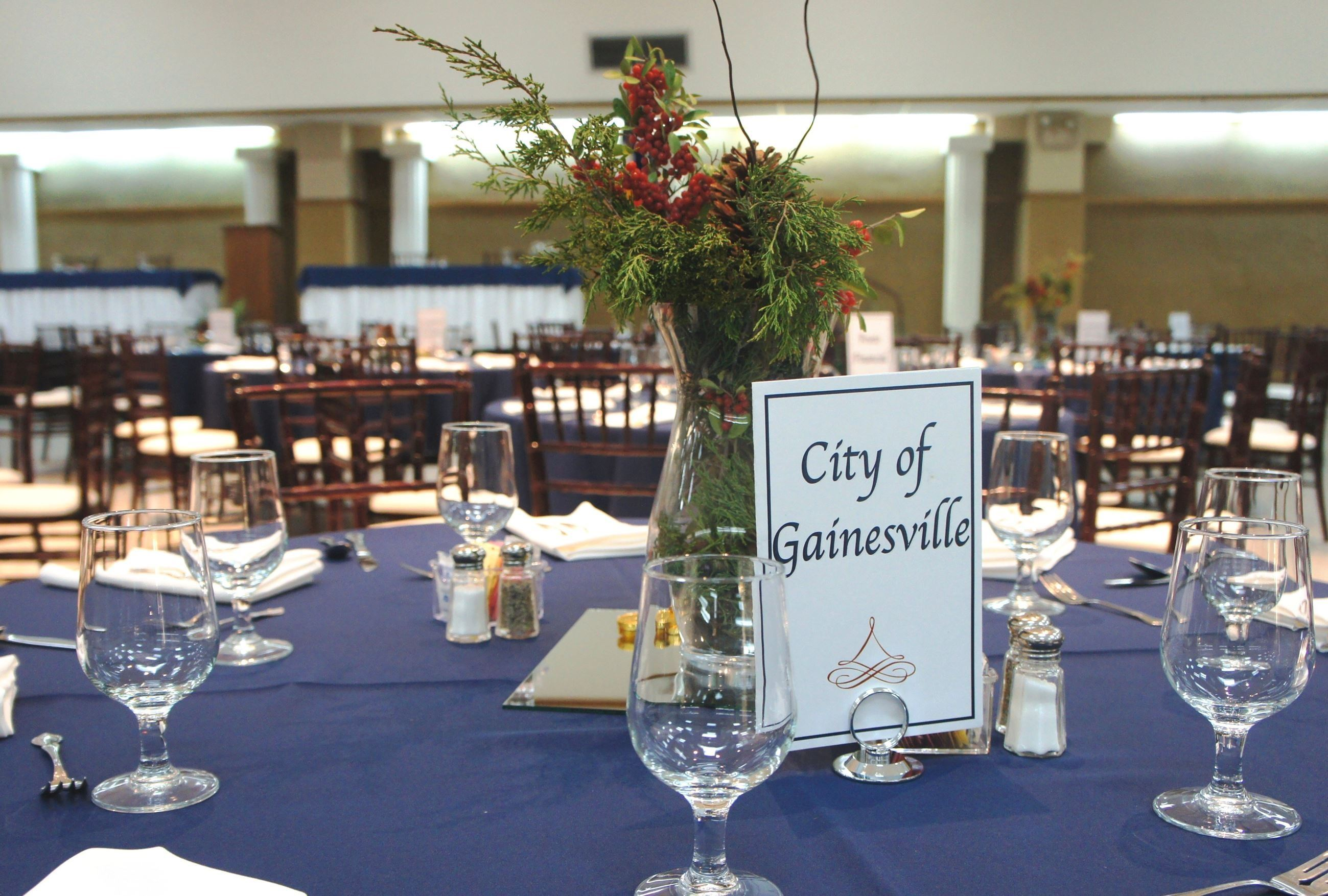 City of Gainesville Decorations